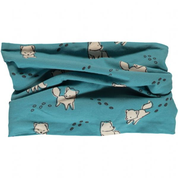 Maxomorra Tube Scarf Arctic Fox